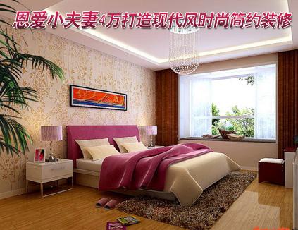 欧式风卧室装修图片小户型